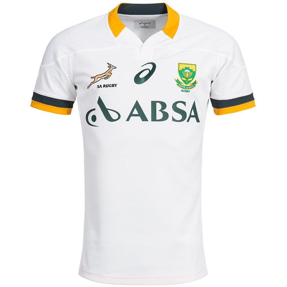 ASICS Südafrika Springboks Away Match Jersey Players Trikot 122917-0001
