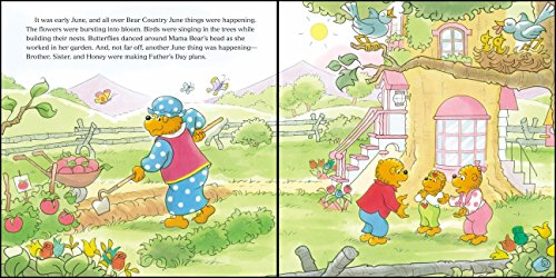 Large Product Image of The Berenstain Bears Father's Day Blessings (Berenstain Bears/Living Lights)