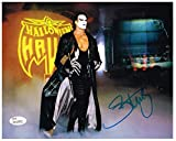 #2: Sting Signed Autograph WWE WCW 8x10 Photo Picture JSA AUTHENTICATED AUTOGRAPHED