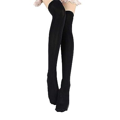 1dbeb54757b 1 Pair Of Women s Cotton Sexy Stockings Overknee High Over The Knee Socks  Long Sock For