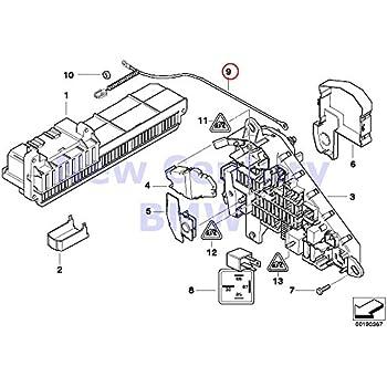amazon com bmw genuine power distributor battery power