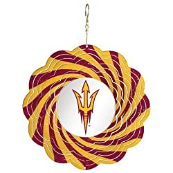 Arizona State University Logo Metal Geo Spinner