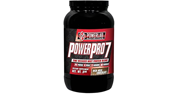 powerlabs excellent whey