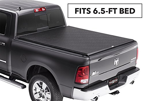 - TruXedo Edge Soft Roll-up Truck Bed Tonneau Cover | 872001 | fits 15-19 GMC Sierra & Chevrolet Silverado 2500/3500 6'6