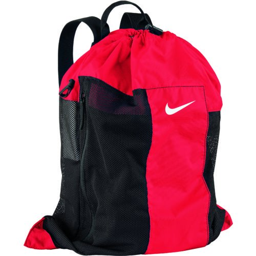 Nike Deck Bag with Logo Red