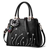 Women Purses and Handbags Top Handle Satchel Shoulder Tote Bags Fashion Leather Girls Crossbody Bag