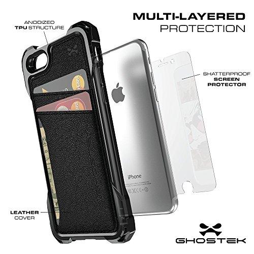 Ghostek Exec Wallet Case Apple iPhone 7 Pink