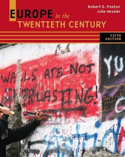 Europe In Twentieth Century