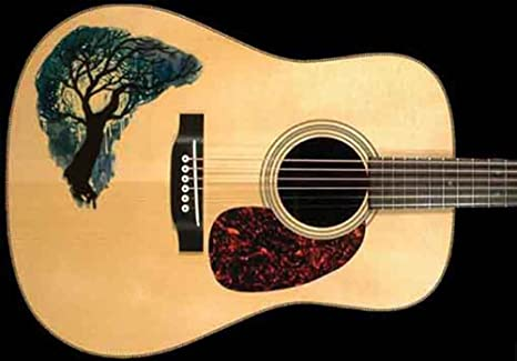 Strattoos Guitar Inlay Stickers