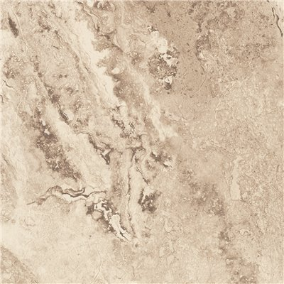 "TrafficMaster A8001 Light Travertine 2.5mm (0.100"") / 36 sq. ft. per Case Peel N' Stick Tile, 18"" x 18"""