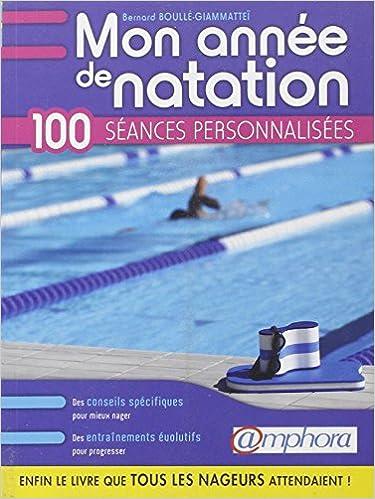 Mon année de natation