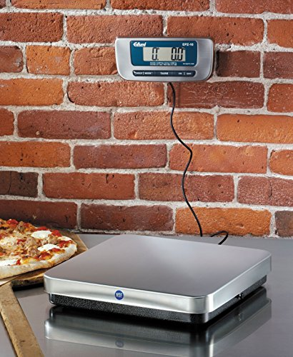 Edlund EPZ-5H Digital Metric Pizza Scale with Quick Disconne