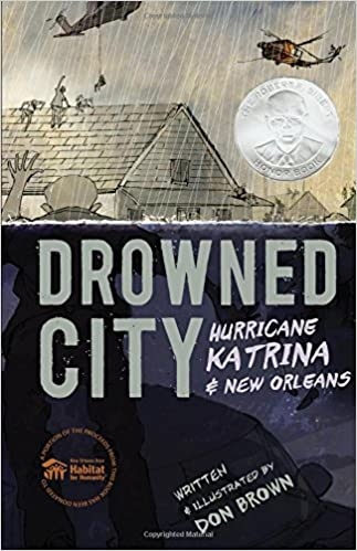 Image result for drowned city by don brown