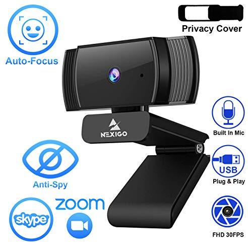 2020 1080p Webcam with