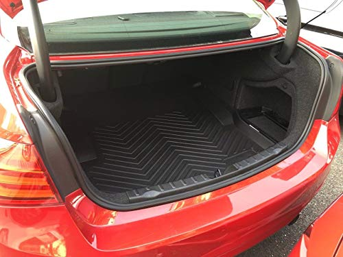 Laser Measured Trunk Liner Cargo Rubber Tray for BMW 3 Series