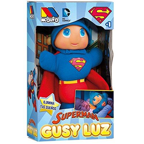 MOLTO-15869-Superman-Mueco-Gusy-Luz-que-se-ilumina-28-cm