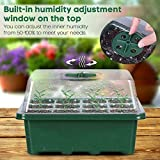 Seedling Trays Seed Starter Tray, Humidity