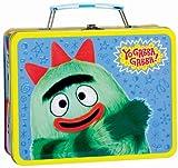 Amscan Yo Gabba Gabba Tin Box Carry All, Health Care Stuffs