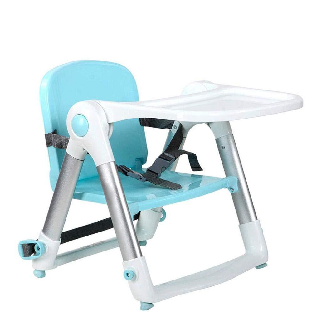 YANG Children\'s Dining Chair Children\'s Dining Table Seat Children\'s Dining Chair Portable Folding Child Multifunction