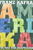 Amerika, Franz Kafka, 081121513X