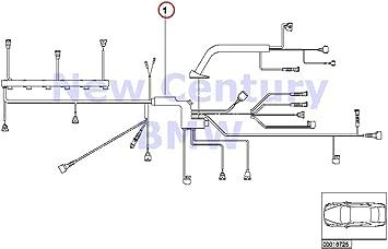 scamat engine wiring harness amazon com bmw genuine engine wiring harness engine module engine  engine wiring harness engine