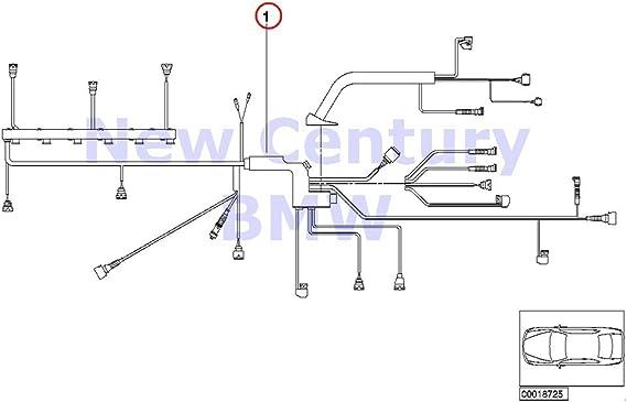 Amazon.com: BMW Genuine Engine Wiring Harness Engine Module Engine Wiring  Harness 128i 128i 323i 328i 328xi 323i 328i 328xi 328i 328xi 328i 328xi 328i  328xi 328i 328xi 328i 328i: AutomotiveAmazon.com