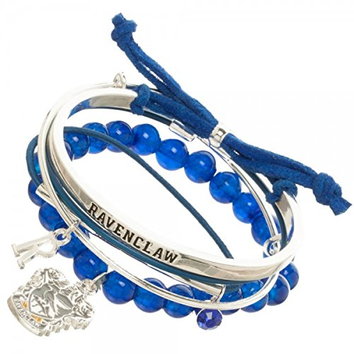 - HARRY POTTER Ravenclaw Arm Party Bracelet Set