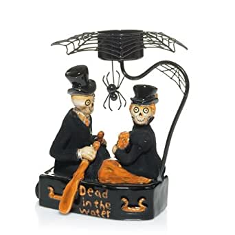 """Yankee Candle Boney Bunch 2011 the Love Boat """"Dead in the Water"""""""