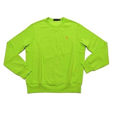 Polo Ralph Lauren Men's Fleece Crewneck Sweatshirt at Amazon Men's ...