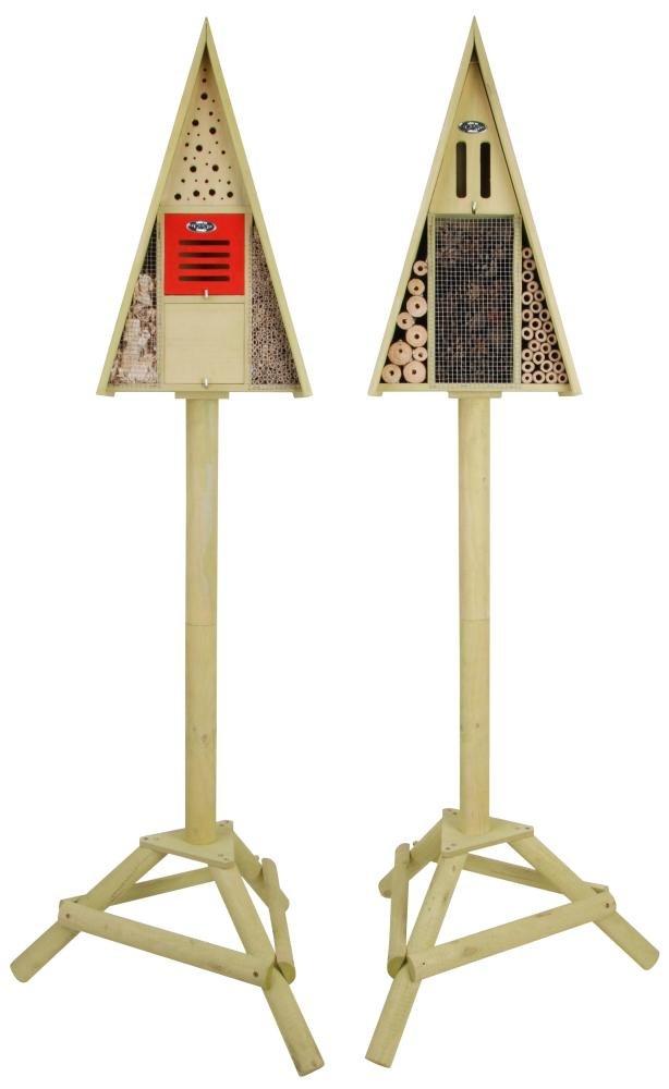Esschert Design Insect Hotel on Stake in Gift Box by Esschert Design (Image #1)