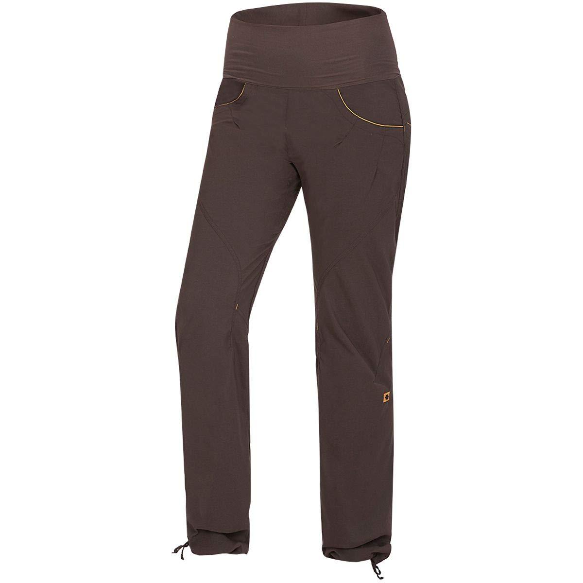 marron jaune XS-courte Ocun Noya Wohommes Pants