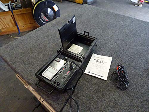 AMPROBE Spike Sag Surge Recorder Model LAS-800 w/Leads, Manual, Case,