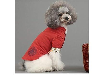 ML Ropa para Perros, Perros pequeños, Cachorros, Gatos, Dos pies, Ropa