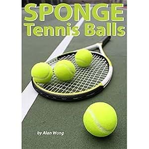 Pelotas de Esponja de Tenis Tennis balls - Alan Wong
