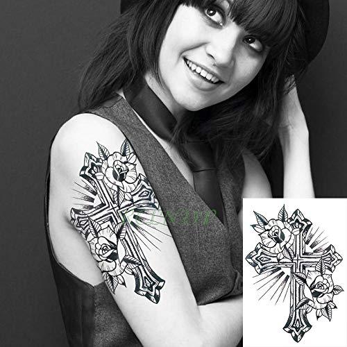 tzxdbh 3 Unids Impermeable Etiqueta Engomada del Tatuaje ...
