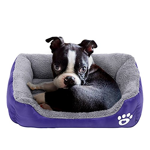 Barelove Square Large Dog Bed Mattress Washable Pads Room Wa