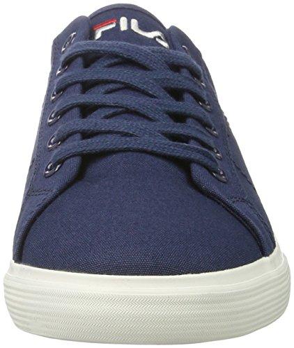 Low Herren Dress Newport Blau Base Sneaker Fila Men Blue 0RdIxqq
