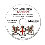 Old and new London – 6 Vintage e-Books Collection on 1 DATA DVD People Places