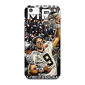 linJUN FENGNew Shockproof Protection Case Cover For iphone 4/4s/ New Orleans Saints Case Cover