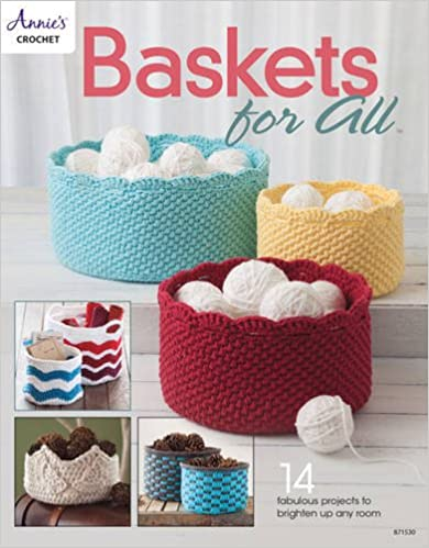 Book Baskets for All: 14 Fabulous Projects to Brighten Up Any Room