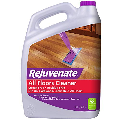 - Rejuvenate High Performance All-Floors No Bucket Needed Floor Cleaner Powerful PH Balanced Shine