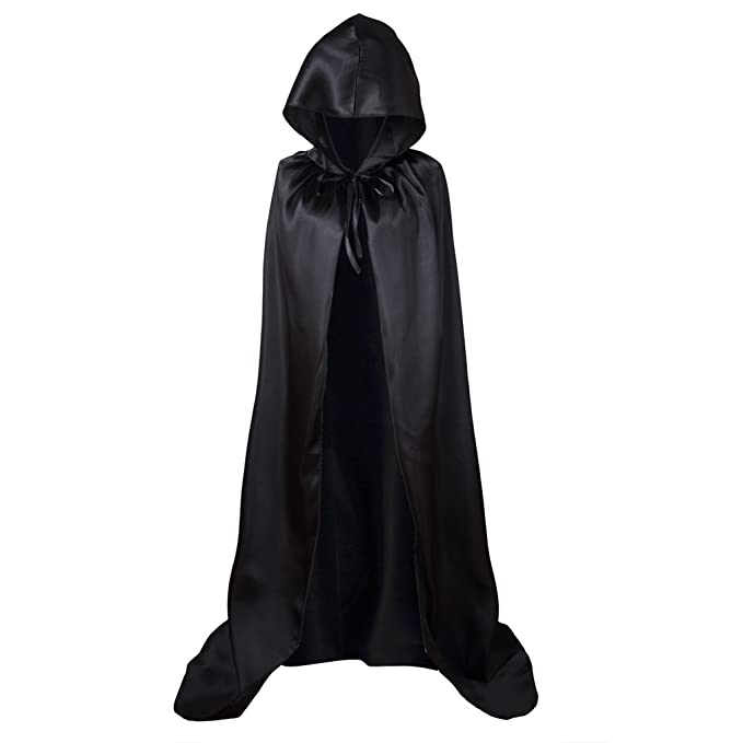 Amazon.com  Colorful House Unisex Full Length Hooded Cape Christmas Costume  Cloak  Clothing f28794d56