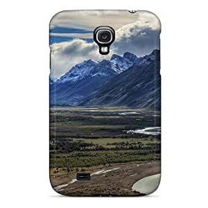 Galaxy S4 Case Bumper Tpu Skin Cover For The Valley To Forever Accessories