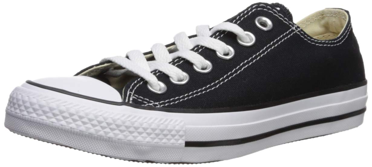 Galleon - Converse Unisex Chuck Taylor All Star Low Top Black Sneakers -  11.5 B(M US Women   9.5 D(M) US Men f5cec7038