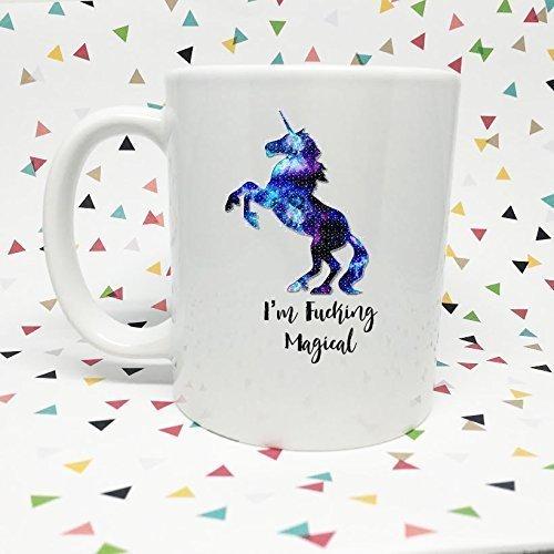I'm Fucking Magical 11 oz Coffee Mug Unicorn