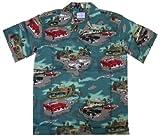 Ford T-Bird Thunderbird '55 '56 '57 Hawaiian Camp Shirt, David Carey (L)