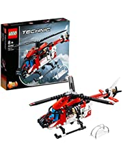 LEGO Technic Rescue Helicopter 42092 Playset Toy