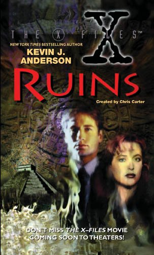 book cover of Ruins