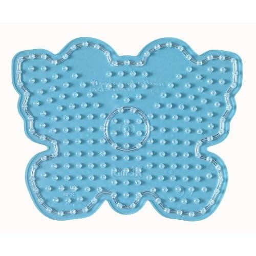 Hama - 8218 - Loisir Créatif - Maxi Plaque - Transparent Papillon