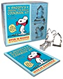Snoopy's Organic Dog Biscuit Cookbook Kit: Over 25 Recipes for the Loveable Pooch on Your Doghouse